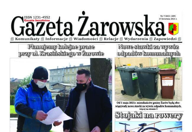 Nowy numer gazety 7/2021