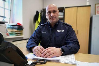 Poznajmy nowego Zastępcę Komendanta Policji w Żarowie