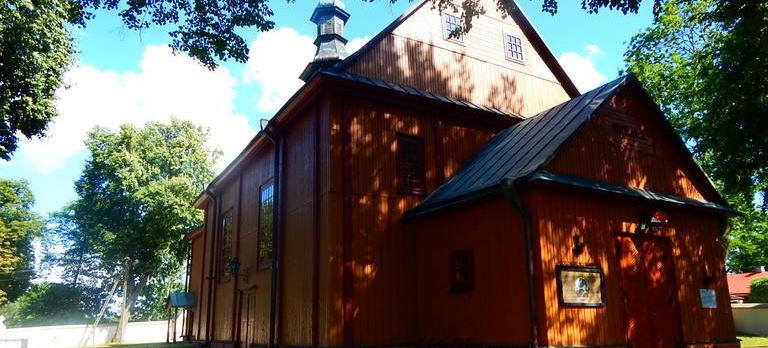 Kościół p.w. św. Teodora w Wojciechowie