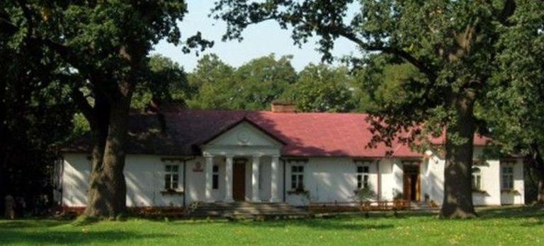 Zespół dworsko-parkowy z XIX w. w Łubkach