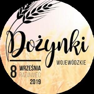 Dożynki Wojewódzkie - Radawiec 08.09.2019r