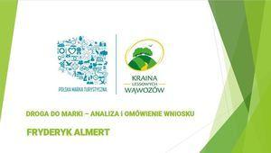 Prezentacja programu - analiza i omówienie wniosku