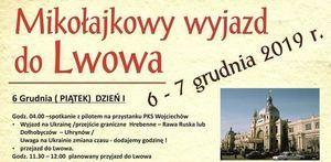 Mikołajkowa podróż do Lwowa
