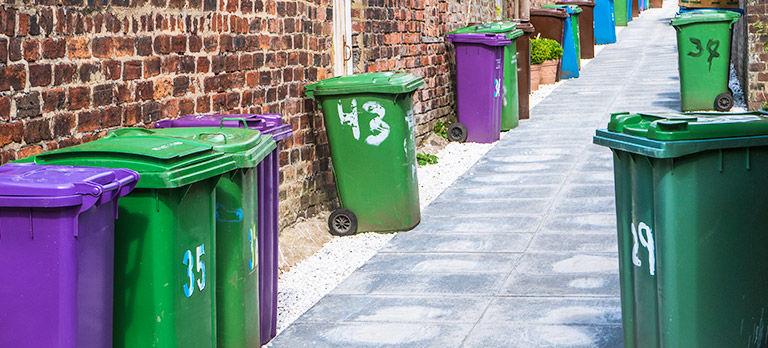 Gospodarka odpadami -ważne zmiany od 1 stycznia 2020 r.