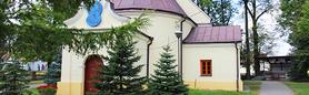 Kościół pw. Św. Barbary w Łuszczowie