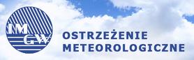 IMGW PROGNOZA NIEBEZPIECZNYCH ZJAWISK METEOROLOGICZNYCH w dniach 22.02.2013-25.02.2013