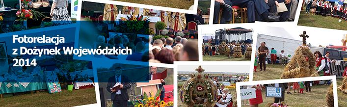 Fotorelacja z Dożynek Wojewódzkich 2014