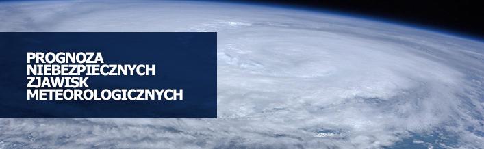 Prognoza niebezpiecznych zjawisk meteorologicznych z dn. 16.11.2015