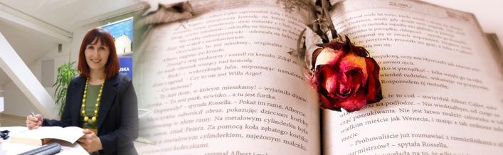 Powiatowa  Biblioteka Publiczna w Lublinie oraz Gminna Biblioteka Publiczna w Wólce zapraszają na spotkanie autorskie