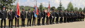 Obchody 90-lecia Ochotniczej Straży Pożarnej w Pliszczynie