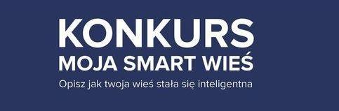 "Konkurs ""Moja SMART wieś"""