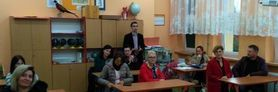"""Warsztaty dla rodziców w związku z programem """"Przyjazna Ekonomia – edukacja ekonomiczna uczniów w Gminie Wólka"""""""