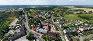 Turystyka z lotu ptaka nad Gminą Annopol - Panorama - Annopol