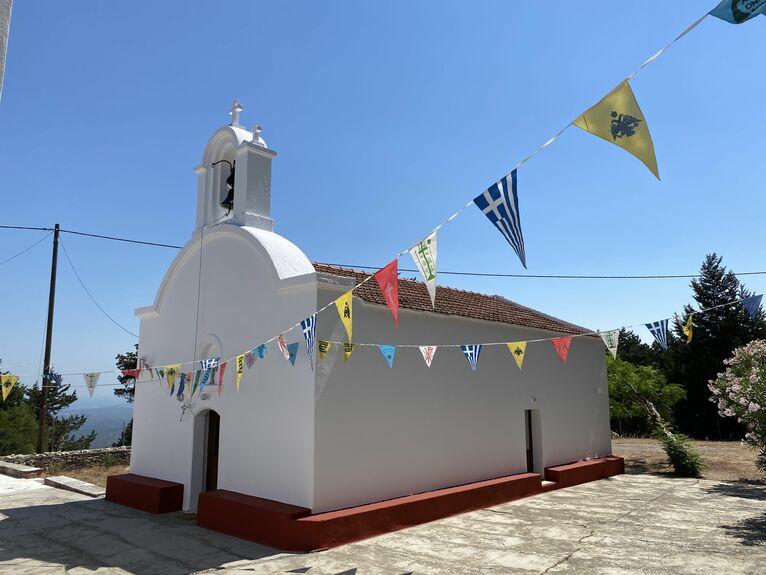 Kościółek Św. Eliasza