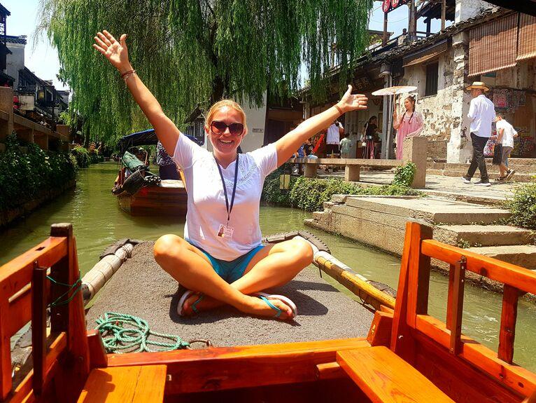 Ania Moller: Większość turystów to świetni ludzie.