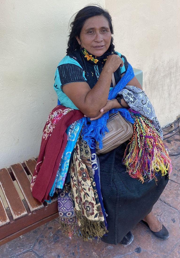Kobieta z Valladolid.
