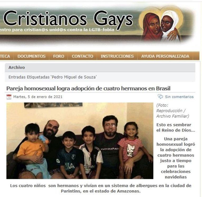 Nowa rodzina - screen Cristianos Gays