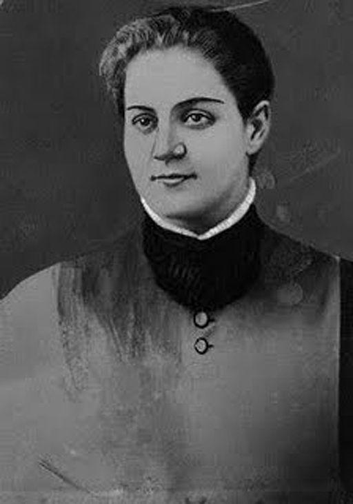 Jane Toppan - zdjęcie wikipedia.