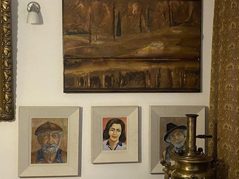 Portrety malowane przed laty