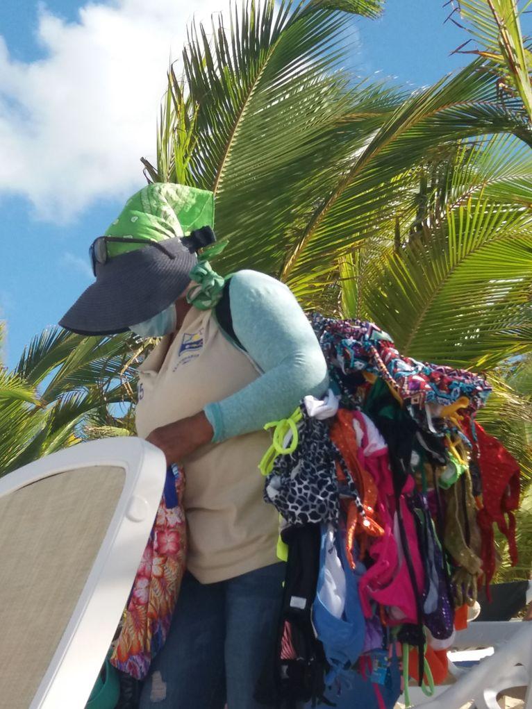 Dominikana - reżim sanitarny jest wszędzie