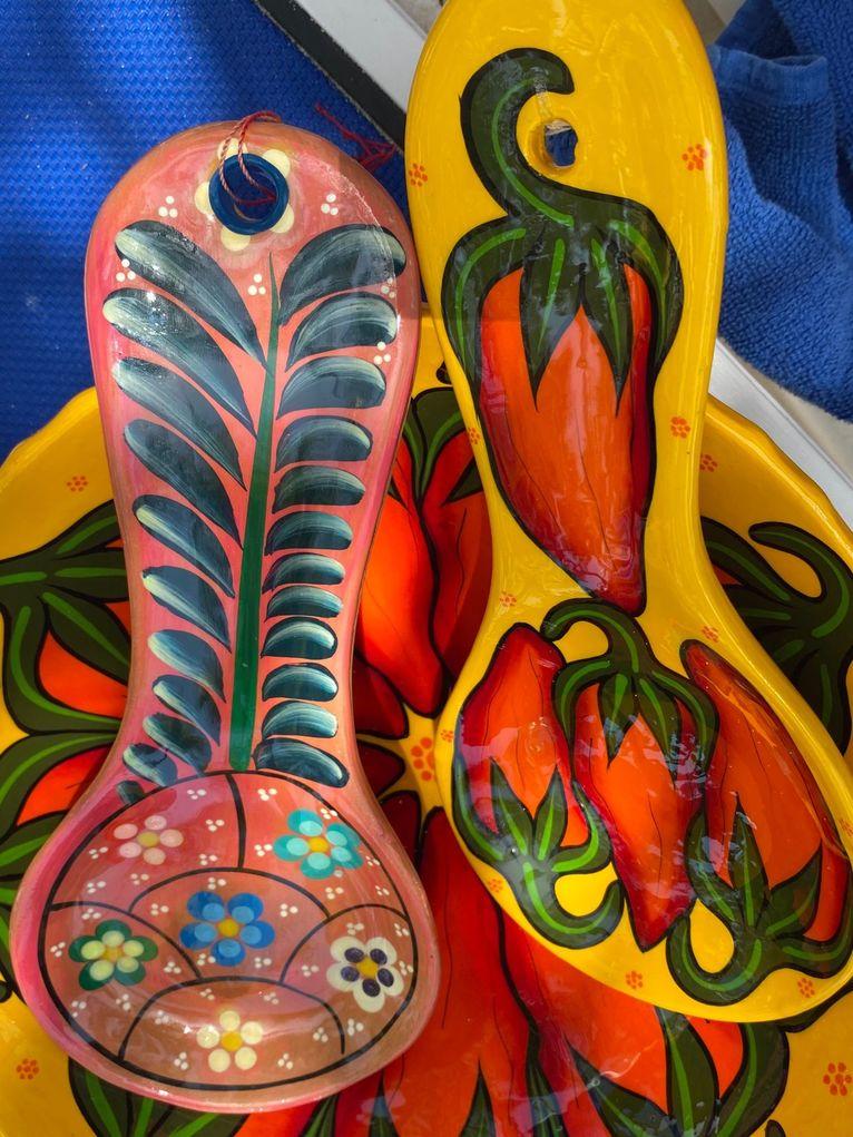 Malowane wyroby Renaty.