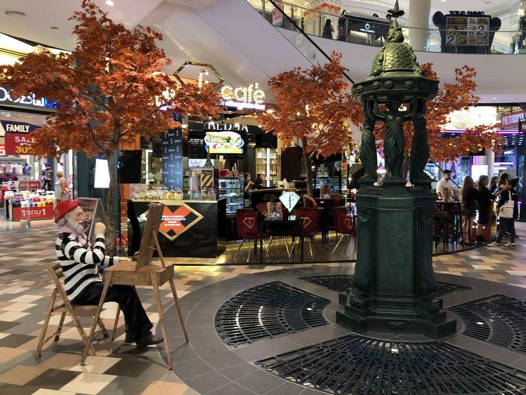 Pattaya - centrum handlowe