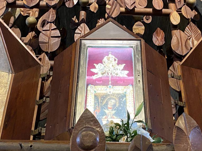 La Virgen de Altagracia