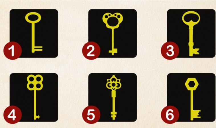 test klucze