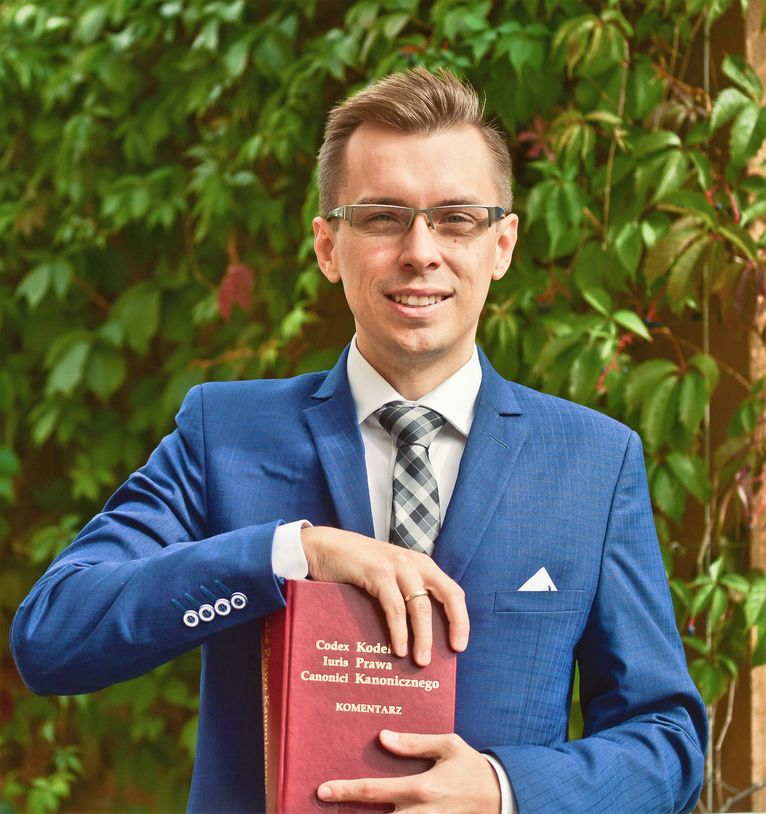Michał Poczmański adwokat kościelny