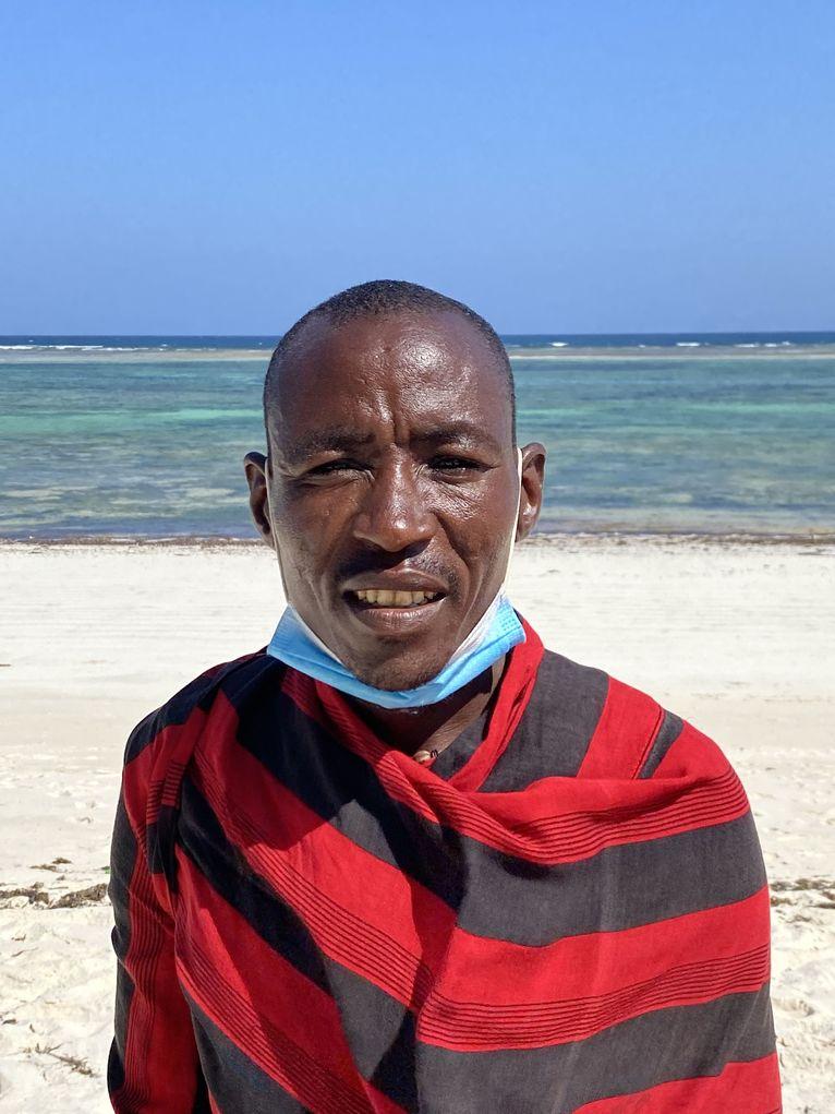 Symbol naszych czasów - Masaj z maseczką