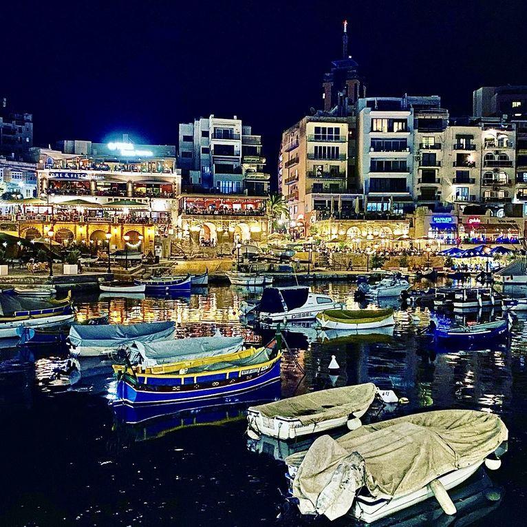 Na Malcie spokój i cisza.