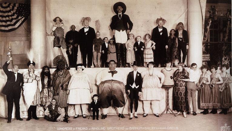 Grupa z Coney Island, domena publiczna
