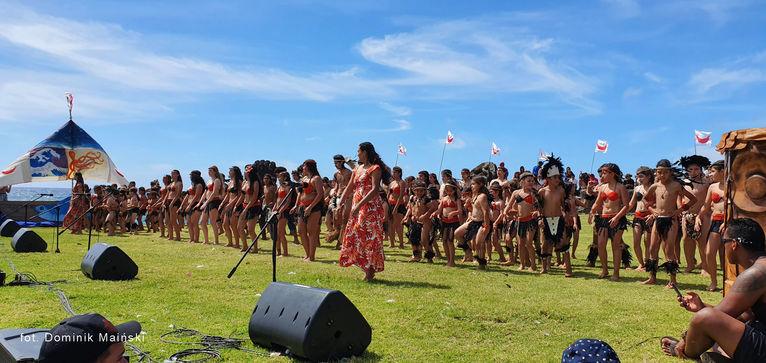Festiwal w Hanga Roa.