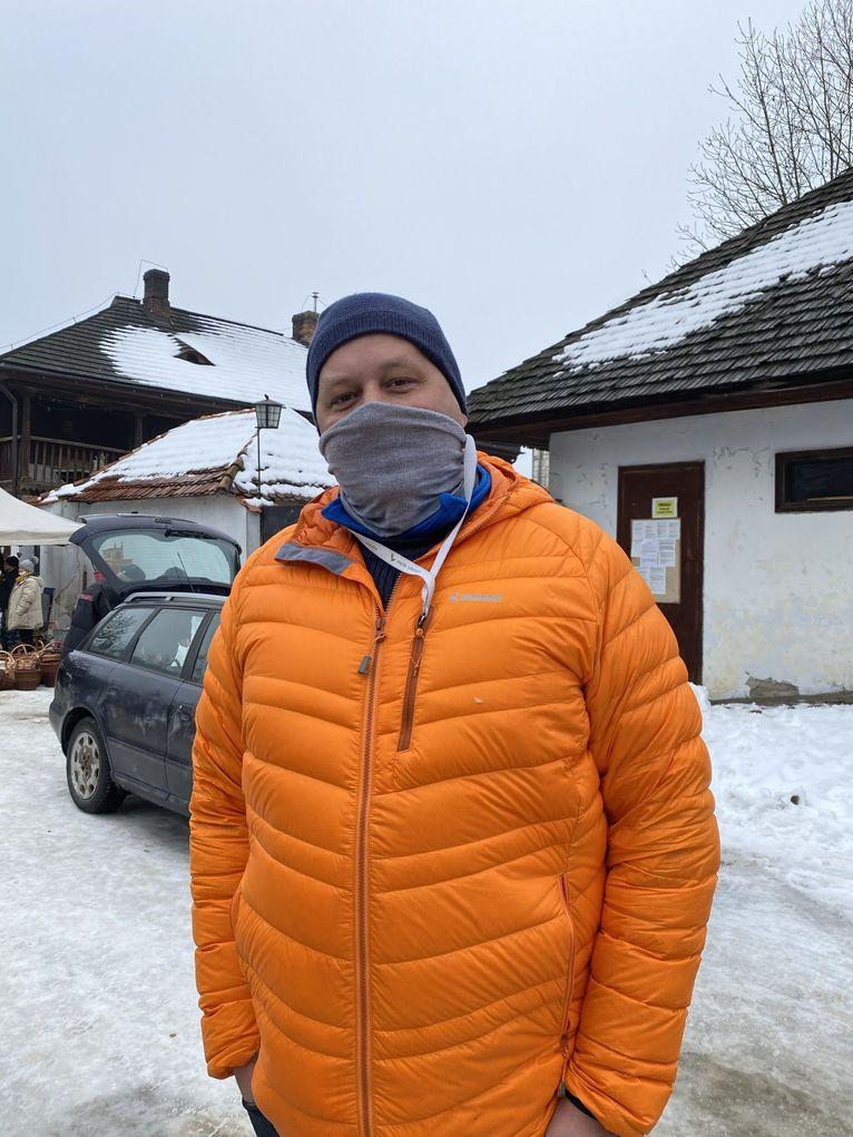 Oskar Kosowski - marzy się nam ruch sprzed lockdownu.