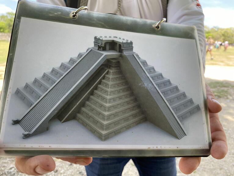 Wewnętrzna piramida.