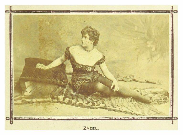 Zazel - domena publiczna