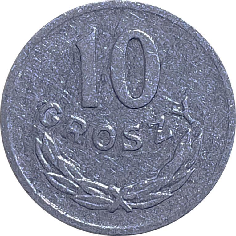 10 groszy z 1973 roku