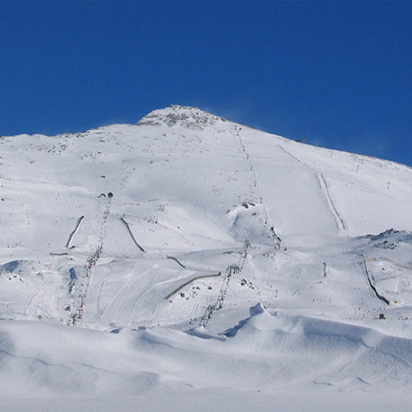 suerra nevada trasy