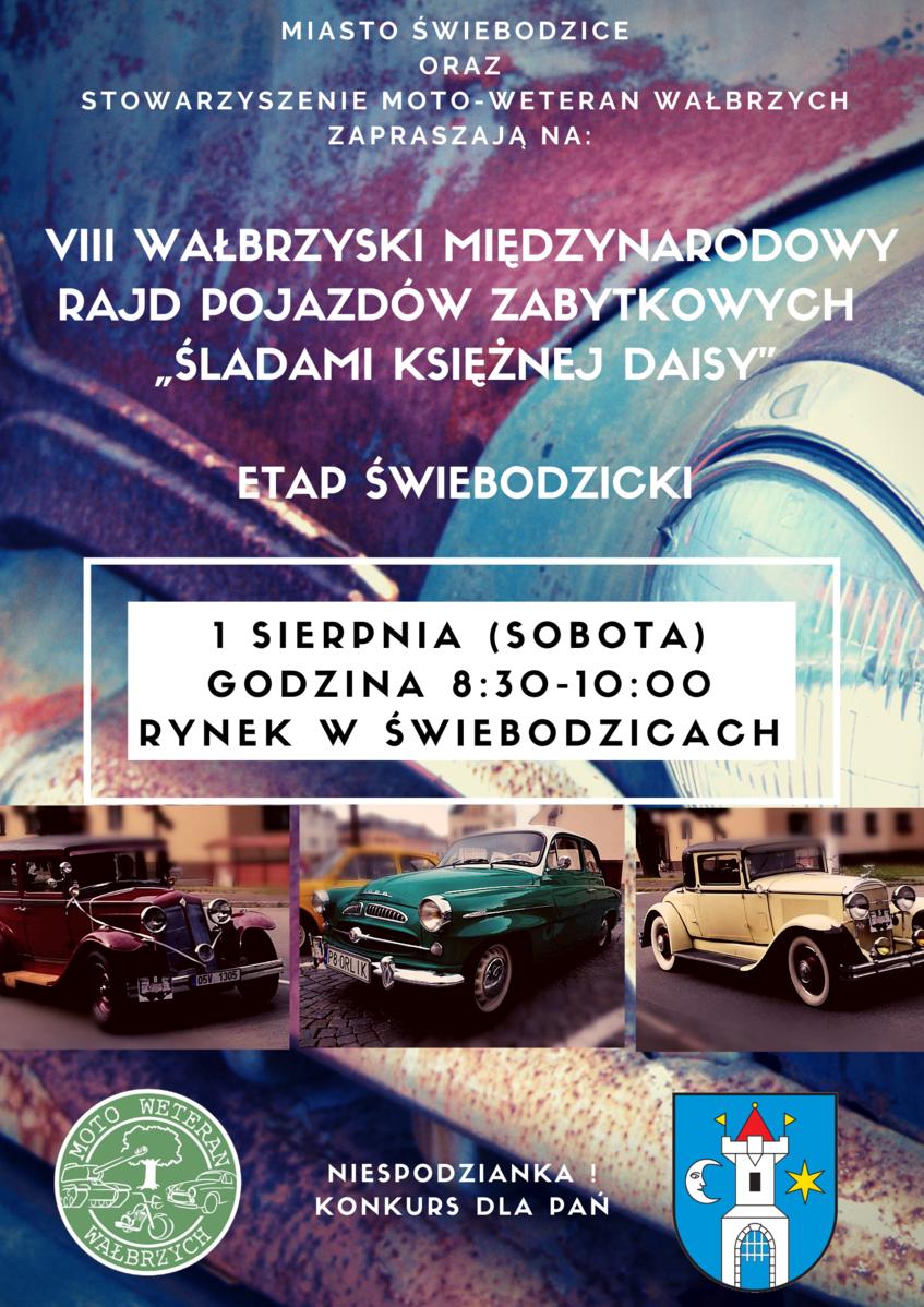 plakat pojazdy
