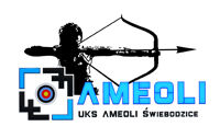 Logo  UKS AMEOLI Świebodzice