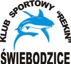 Logo Klub sportowy Rekin Świebodzice