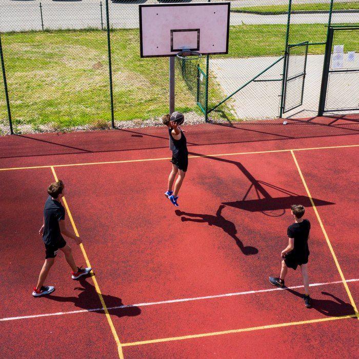 basket uliczny