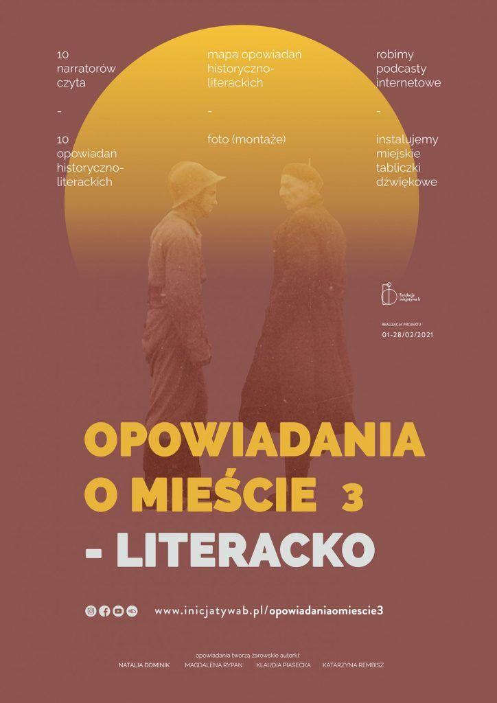 plakat Opowiadania o mieście