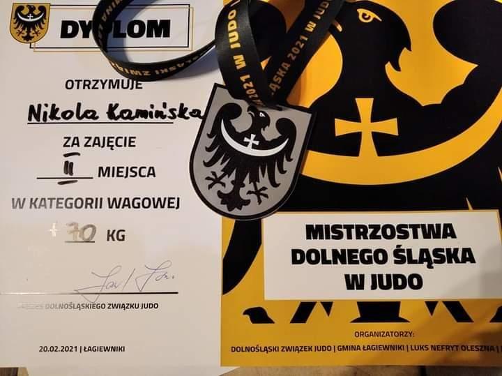 medal judo
